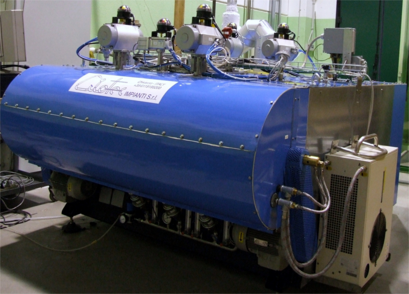 Accelerated thermal cycling chamber