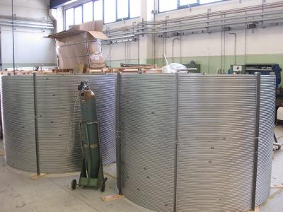 Jacketing per cavi superconduttori CIC (Cable-in-conduit)