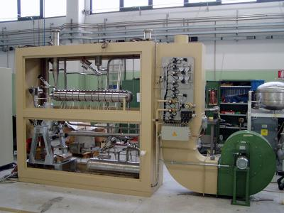 Liquid lithium cooling system for Nuclear Fusion prototype reactor application